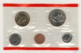 Годовой набор монет США, 2001 г., монетный двор D