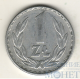 1 злотый, 1978 г., Польша