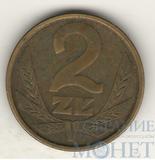 2 злотых, 1985 г., Польша