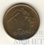 1 грош, 1992 г., Польша