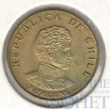 10 сентисимо, 1971 г., Чили