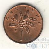 1 цент, 1970 г., Ямайка