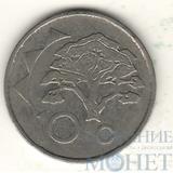 10 центов, 1993 г., Намибия