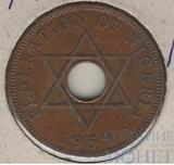 1 пенни, 1959 г., Нигерия