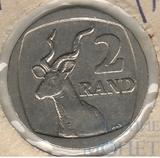 2 ранд, 1996 г., ЮАР