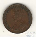 1 цент, 1920 г., Канада