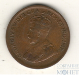 1 цент, 1936 г., Канада