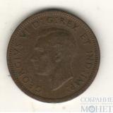 1 цент, 1937 г., Канада