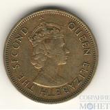10 центов, 1961 г., Гонг-Конг