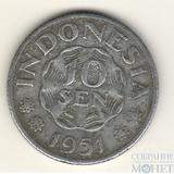 10 сен, 1951 г., А1, Индонезия