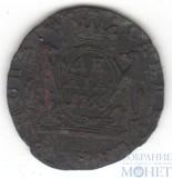 Сибирская монета, деньга, 1768 г., КМ