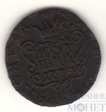 Сибирская монета, полушка, 1776 г., КМ