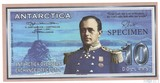 10 долларов, 2001 г., Арктические территории