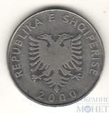 5 лек, 2000 г., Албания