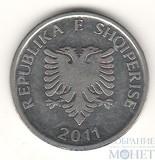5 лек, 2011 г., Албания