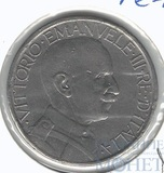 2 лиры, 1923 г., Италия