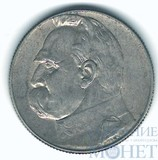 5 злотых, серебро, 1934 г., Польша
