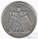 10 франков, серебро, 1968 г., Франция