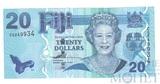 20 долларов, 2007 г., Фиджи