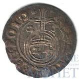 1,5 гроша, серебро, 1625 г., Сигизмунд III, Польша