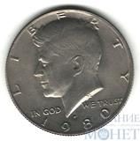 50 центов, 1980 г., (Р), США