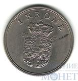1 крона, 1963 г., Дания, Фредерик IX