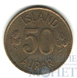 50 аурар, 1969 г., Исландия