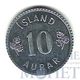 10 аурар, 1970 г., Исландия