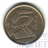 5 песет, 1998 г., Испания