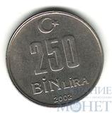 250000 лир, 2002 г., Турция