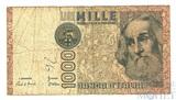 1000 лир, 1982 г., Италия