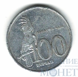 100 рупий, 1999 г., Индонезия