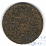 2 франка, 1921 г., Тунис
