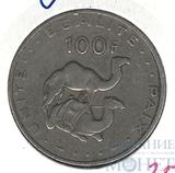 100 франков, 1991 г., Джибути