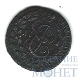 полушка, 1791 г., КМ
