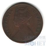 1/4 анна, 1900 г., Индия