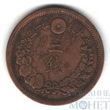 2 сен, 1877 г., Япония