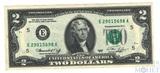 2 доллара, 1976 г., США