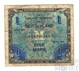 1 марка, 1944 г., Германия(Оккупация Союзными Войсками)