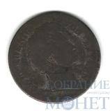 6 крейцеров, серебро, 1828 г., Бавария, Людвиг I 1825-1848 гг..(Германия)