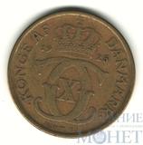 1 крона, 1925 г., Дания