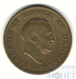 2 кроны, 1948 г., Дания(Фредерик IX)
