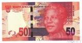 50 ранд, 2012 г., ЮАР