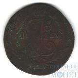 2 копейки, 1763 г., СПМ, перечекан