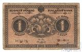 1 марка, 1916 г., Великое княжество Финляндское