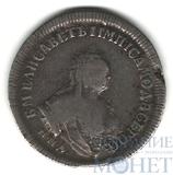 полуполтинник, серебро, 1749 г., ММД