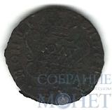 Сибирская монета, полушка, 1768 г.