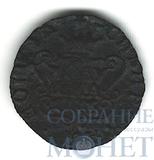 Сибирская монета, полушка, 1773 г.