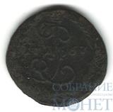деньга, 1767 г., ЕМ