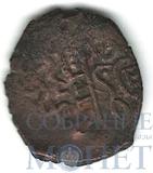 мангир(1/3 пара), 1777-1783 гг.., 1-4 годы правления, Крымское Ханство